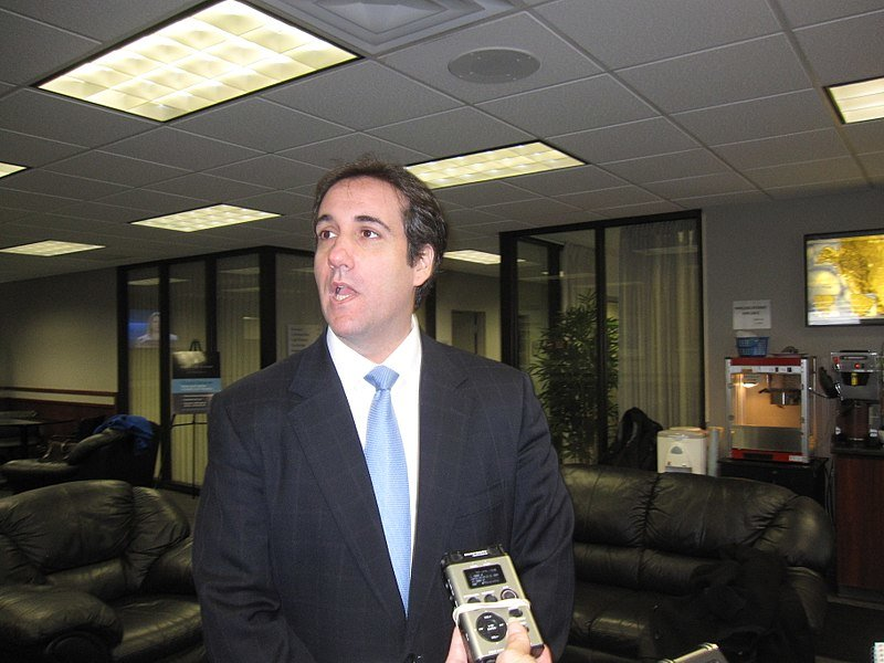 Michael Cohen cites 5th amendment in Stormy Daniels debacle