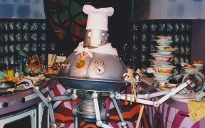 Robot Chefs in Boston Restaurants