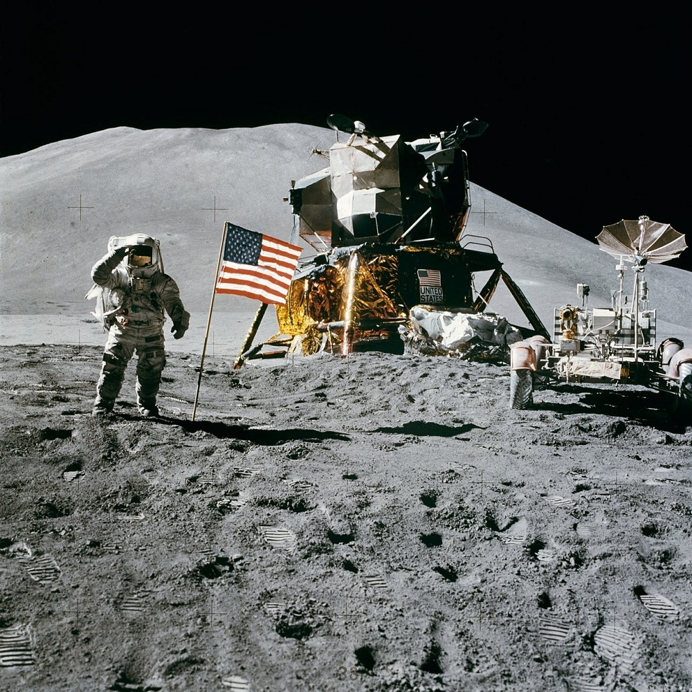 NASA Tapes Indicate that Human had a Hand in Global Warming on the Moon