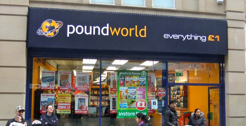 Poundworld Woes that Put 5,300 Jobs at Risk