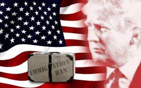Trump Blames Again Democrats for Immigration Furor