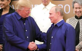 Trump-Putin Summit: Trump Reverses his Statements on Russia 2016 Election Interference