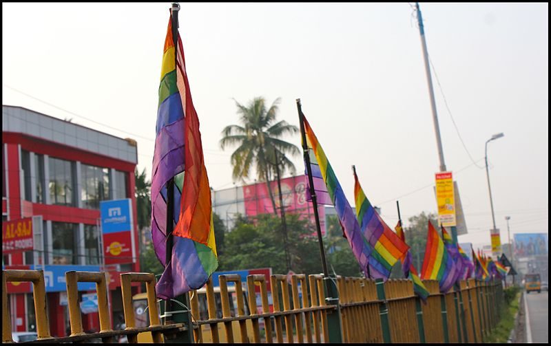 The Indian court rules in favor of lesbian couple living together
