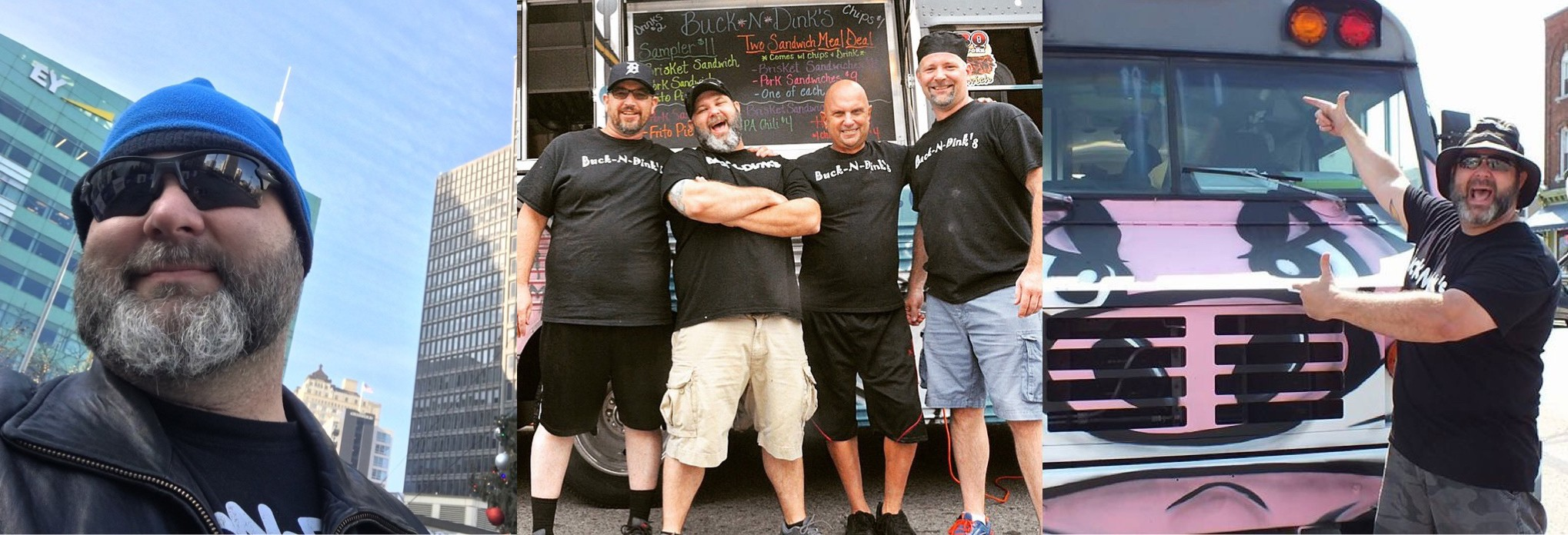 """Why Buck N Dinks is the best """"all you can eat"""" food truck in Michigan"""
