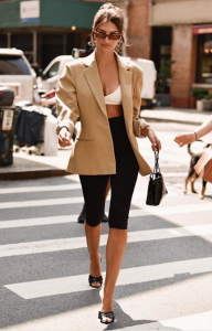 Breaking down Emily Ratakowski's best blazer ensembles