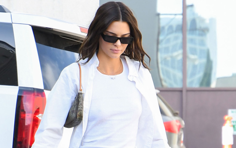 How Kendall Jenner pulls of summer style in September