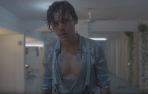 "Style spotlight: Harry Styles in ""Lights Up"""
