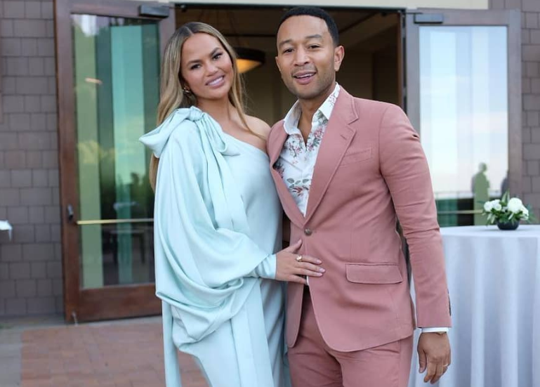 Chrissy Teigen and John Legend are couple style goals
