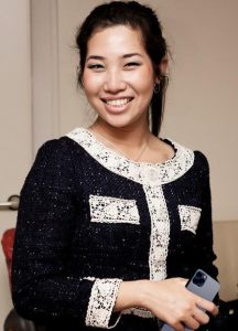 Nancy Mirta, Co-founder of FlasHOLR