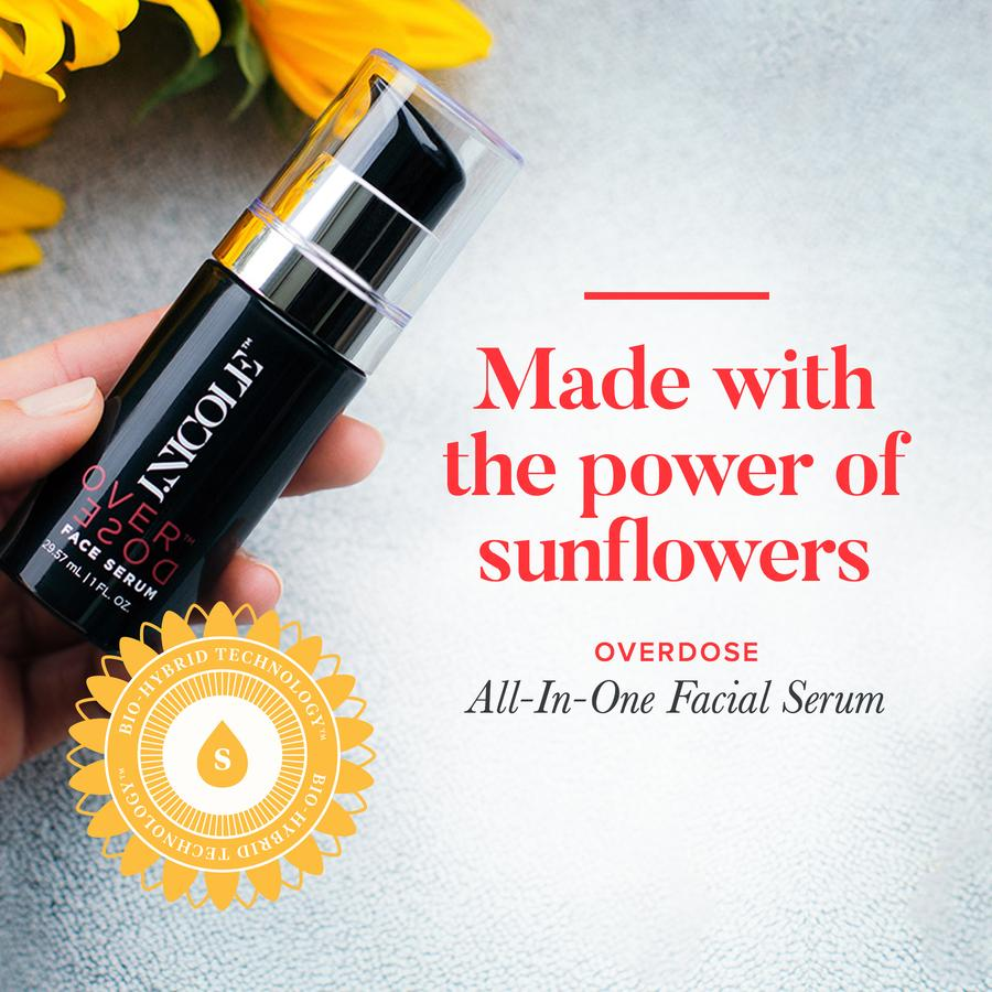 Powered by the high oleic acid found within sunflowers