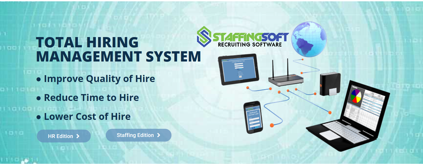 StaffingSoft – Recruiting Software