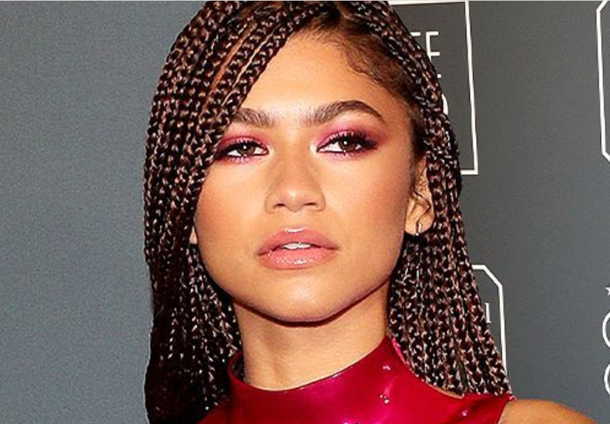 Style Spotlight: Zendaya at the 25th Critics' Choice Awards