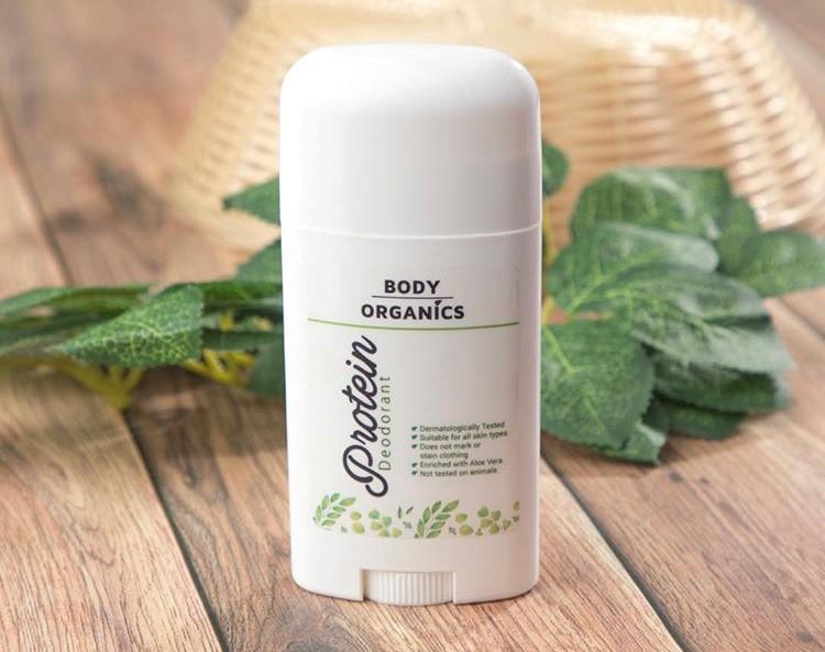 Body Organics Protein Deodorant