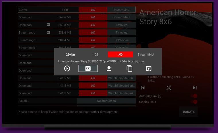TVZion APK download