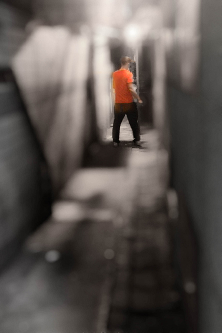 alley by Shamus Johnson