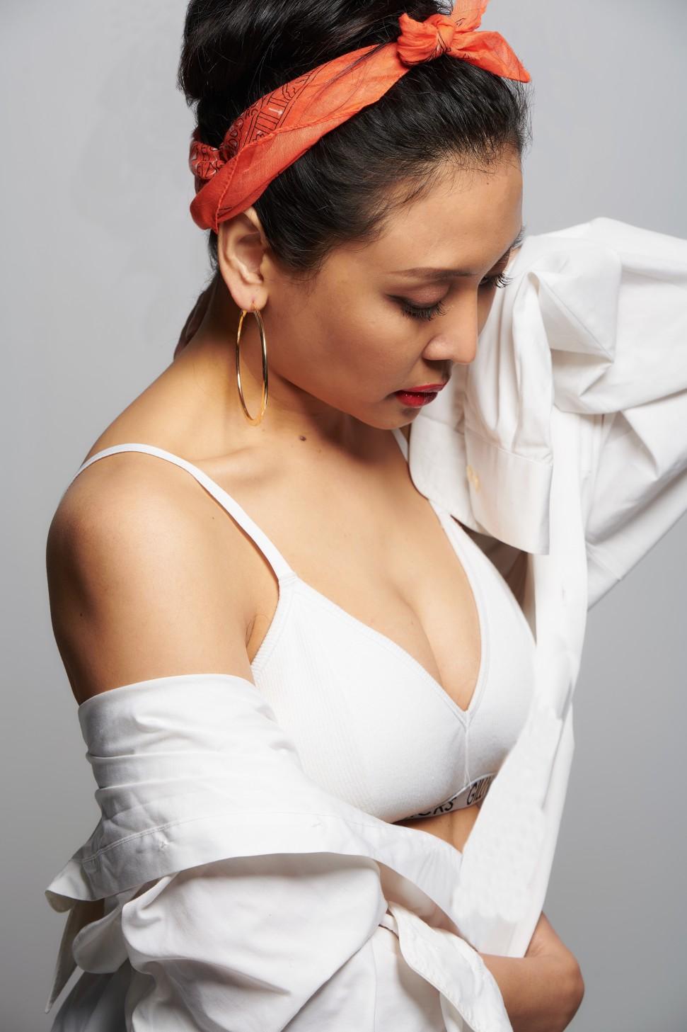 EDM artist Amalia Kadis