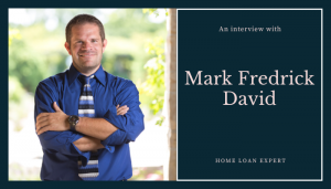 Mark Fredrick David