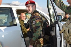 General Rawan Barzani