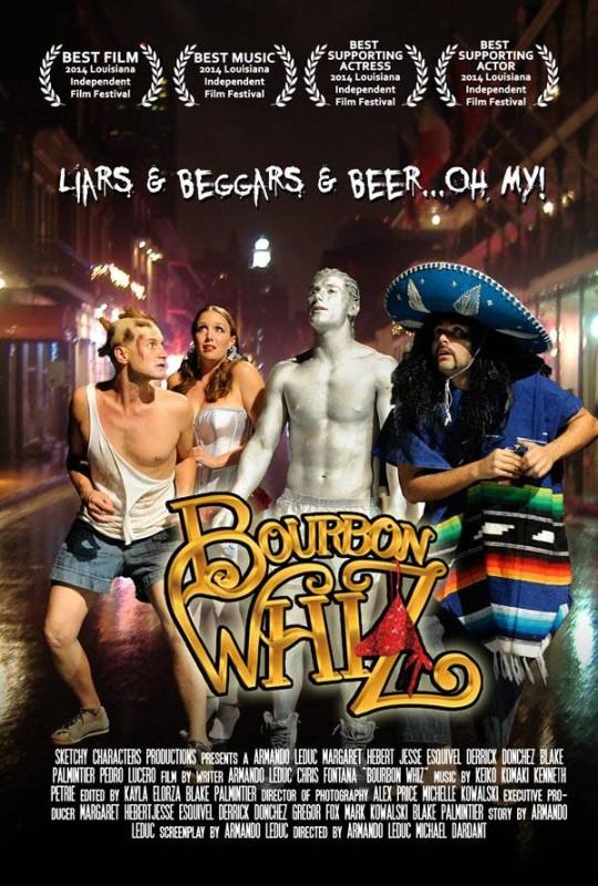 Bourbon Whiz Poster