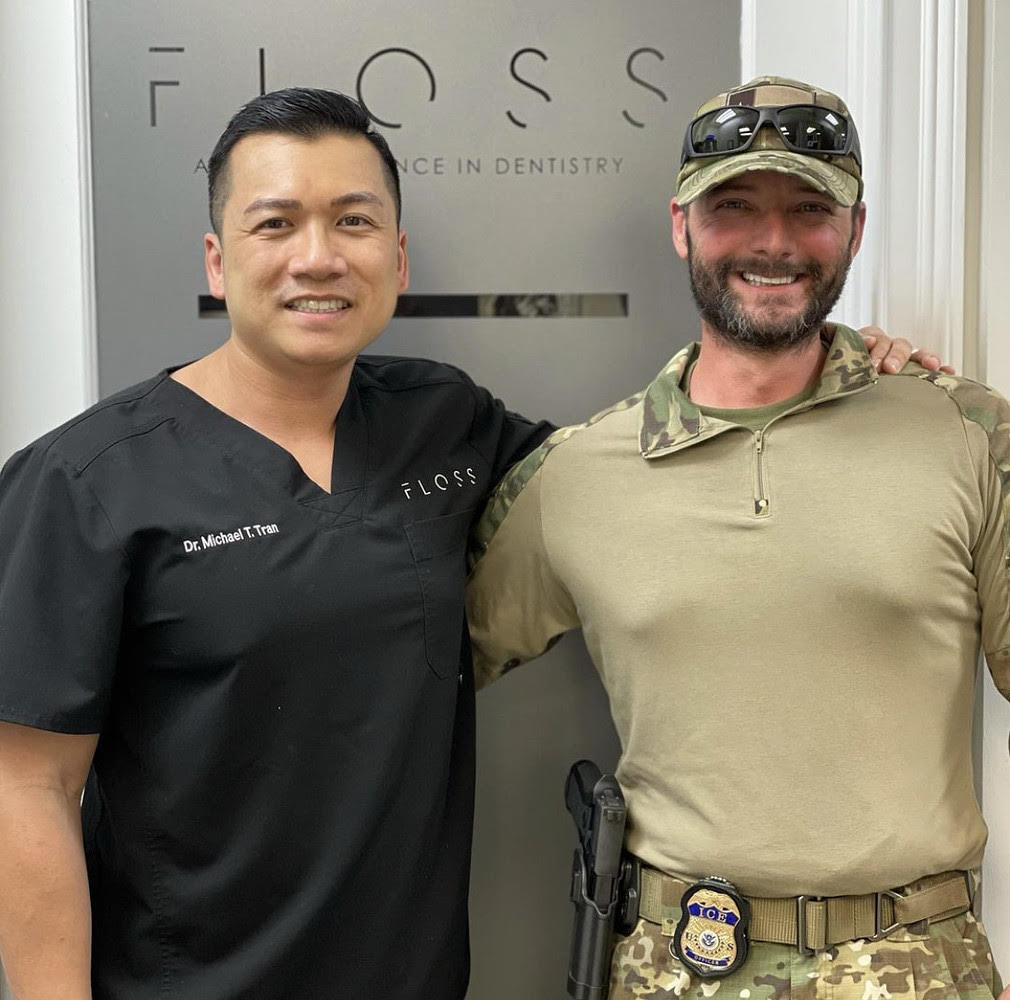 Dr. Mike Tran Floss Dental