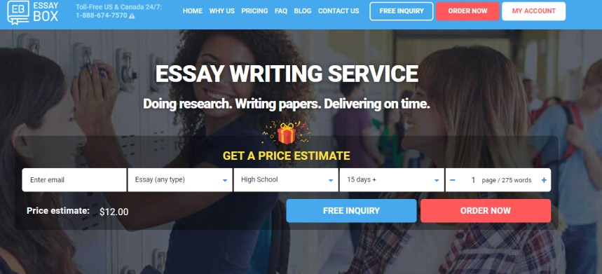 EssayBox: Essay Writing Service Reddit