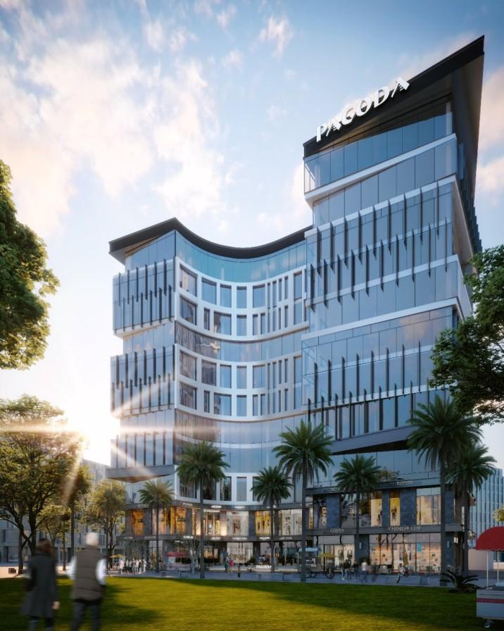 Pagoda Mall New Capital