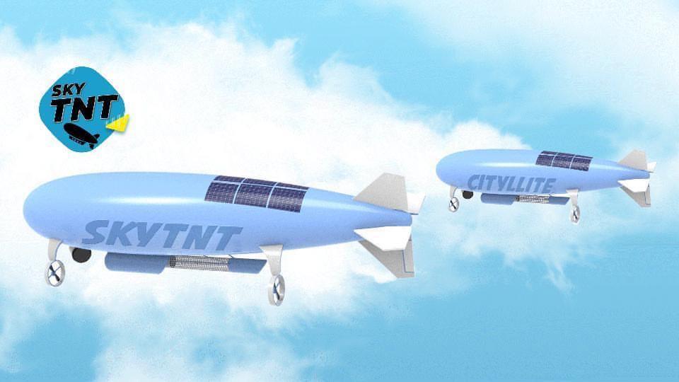 SkyTNT Technologies Tokens (TNT) a