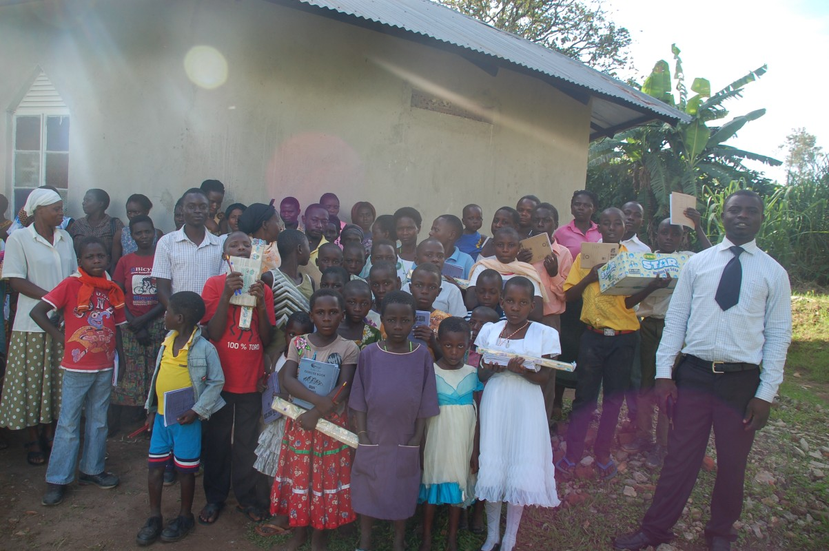 Supporting a child with _50 can send a child to school