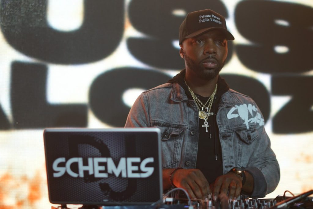 DJ Schemes and Marty Maw