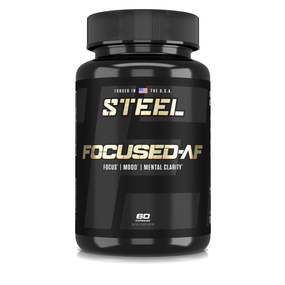 Steel supplements - Focused-AF