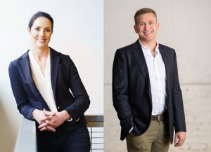 Statt Consulting - Renee Le Cussan and Luke Falkner